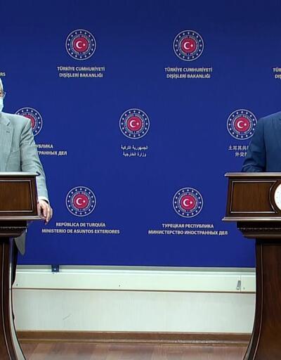 Son dakika haberi... Çavuşoğlu-Borrell görüşmesi sonrası basın toplantısı | Video
