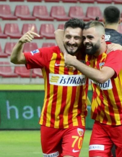 Beşiktaş fırsatı kaçırdı, Kayserispor umutlandı