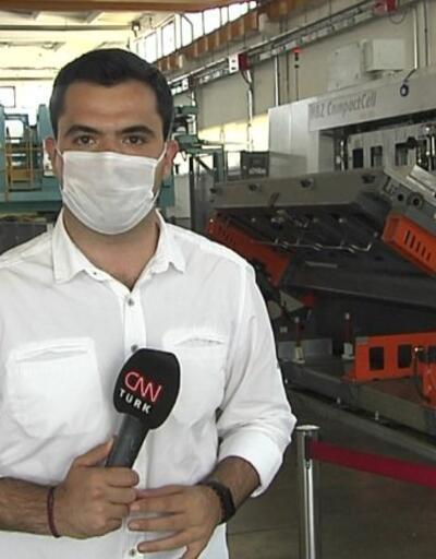 Son Dakika... F-35'lerin parçaları bu fabrikada üretiliyor. Türkiye'deki fabrika kapılarını CNN TÜRK'e açtı | Video