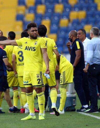 Fenerbahçe Ankara'da puan bıraktı