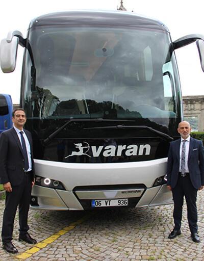 Varan otobüs firması yeniden seferlere başlıyor