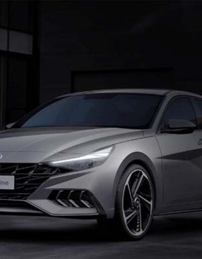 Hyundai yeni Elantra N Line'ın perdesini açtı