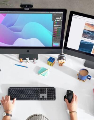 Mac kullanıcıları için özel olarak geliştirildi