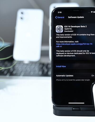 iOS 14 Beta 2 nasıl yüklenir?