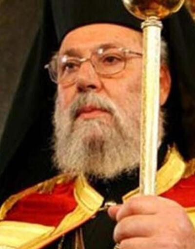 Rum Başpiskopos II. Hrisostomos: Türkiye'ye karşı orduyu modern silahlarla güçlendirmeliyiz