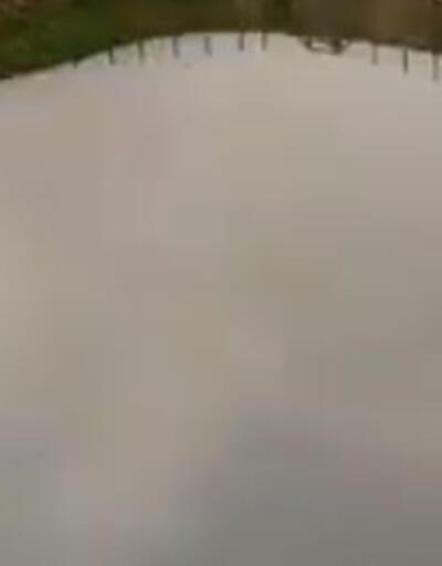 Bakan Kurum paylaştı! Dipsiz Göl'de son durum