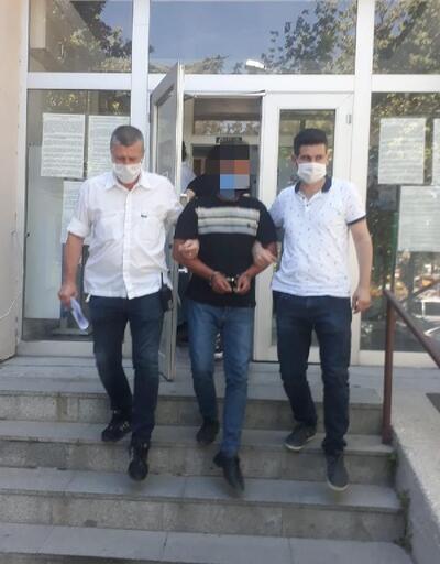 Edirne'de 'çocuğun cinsel istismarı' suçundan aranan şüpheli tutuklandı