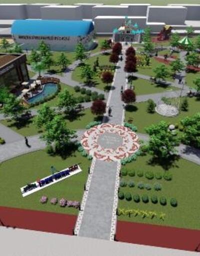 İpekyolu Belediyesi'nden 'İpekPark' projesi