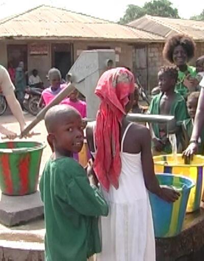 Son Dakika! Şehitler için su kuyusu yapılıyor | Video