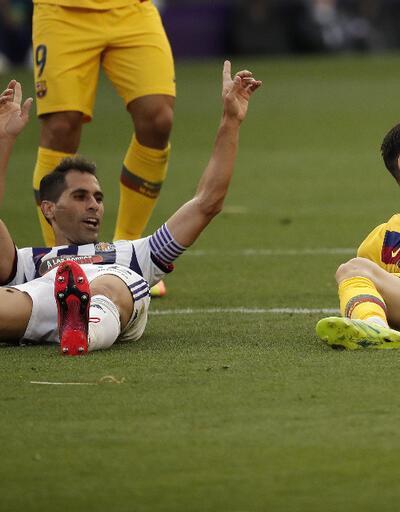 Barcelona Real Madrid'in peşini bırakmıyor