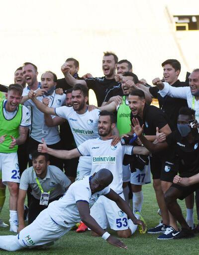 Altay 0-1 Erzurumspor MAÇ ÖZETİ