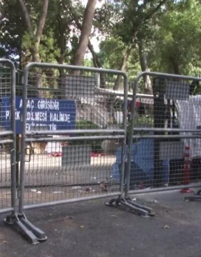 Fas vatandaşları Konsolosluk önünde çadır açtı | Video