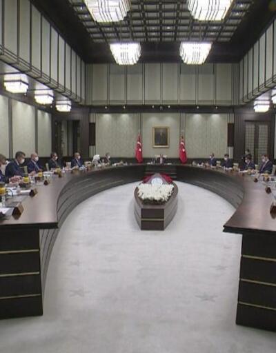 Son Dakika... Salı günü toplanacak Cumhurbaşkanlığı Kabinesi'nde gündem yoğun   Video