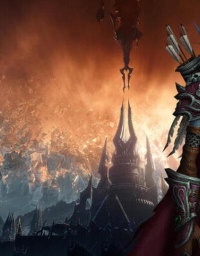 World of Warcraft: Shadowlands oyunseverlerle buluşuyor