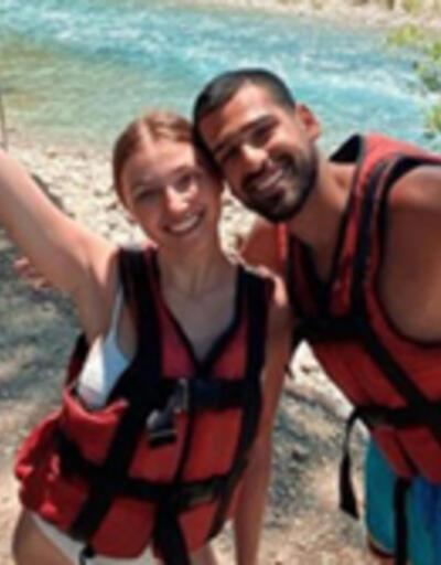 İlayda Akdoğan sevgilisiyle tatile çıktı