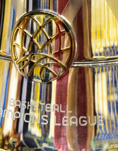 Son dakika... Basketbol Şampiyonlar Ligi'nde temsilcilerimizin grupları belli oldu
