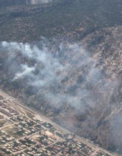 Son dakika haberleri... Aydın'da orman yangını çıktı