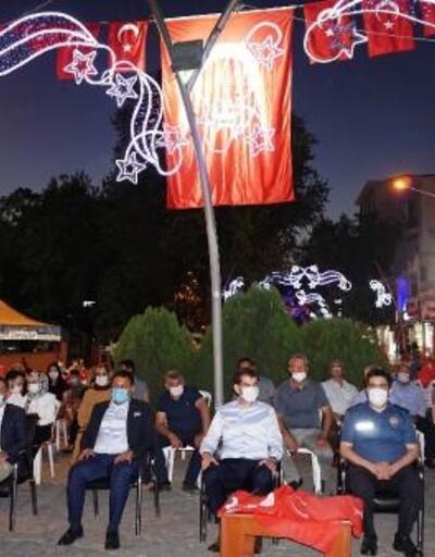 Gölbaşı'nda Demokrasi ve Milli Birlik Günü anma ekinlikleri düzenlendi