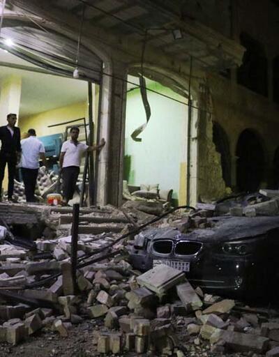 Bab'da hava saldırısı: Ölü ve yaralılar var