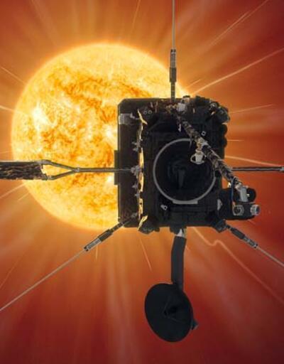 Güneş'e en yakın fotoğraflar