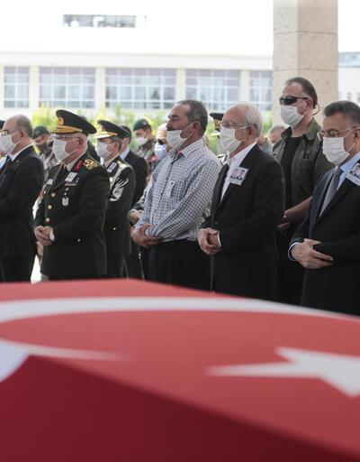 Son dakika... Türkiye şehitlerini uğurladı