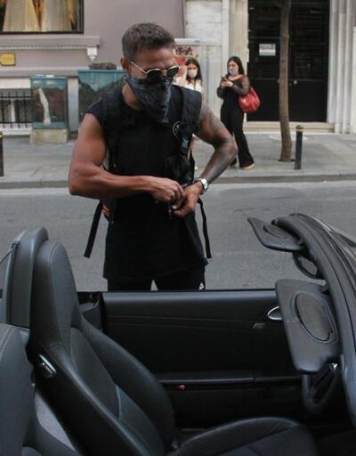 Murat Ceylan lüks otomobiliyle görüntülendi