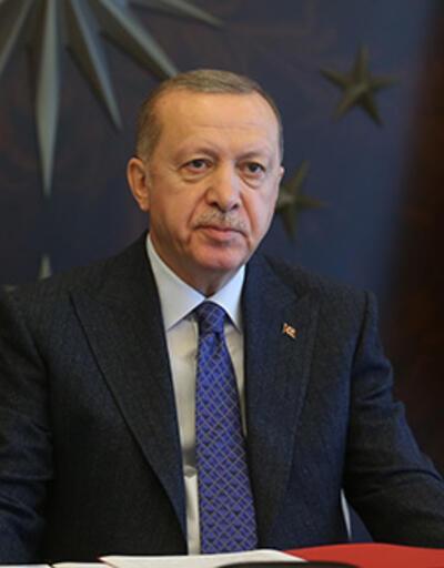 Son dakika... Cumhurbaşkanı Erdoğan'dan Kıbrıs mesajı | Video