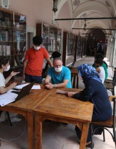 Eyüpsultan'da öğrencilerin tercihlerinde uzmanlar yardımcı oluyor