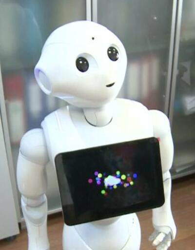 Özel Haber... İTÜ çocukların duygularını anlayan robot geliştirdi   Video