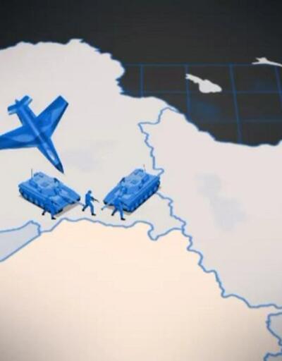 Türkiye neden Irak'ta? İletişim Başkanlığı operasyonların nedenini açıkladı   Video