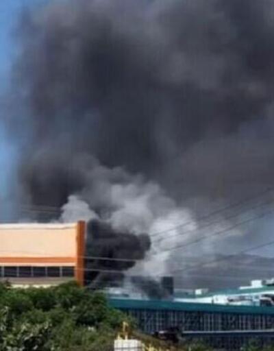 Son dakika... Devlet hastanesinde korkutan yangın