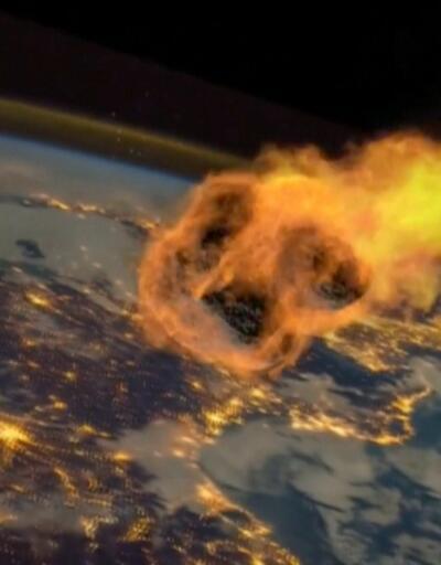 Son Dakika Haberleri: NASA'dan göktaşı uyarısı! | Video