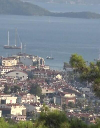 Kuşadası ve Marmaris'te kiralık boş yazlık kalmadı | Video