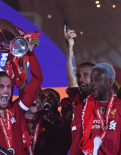Liverpool kupasına kavuştu