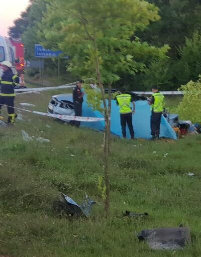 Son dakika haberi: Kocaeli'de feci kaza! | Video