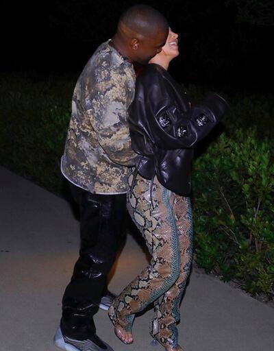 Kanye West'in açıklamaları şoke etti! Kim Kardashian'dan açıklama