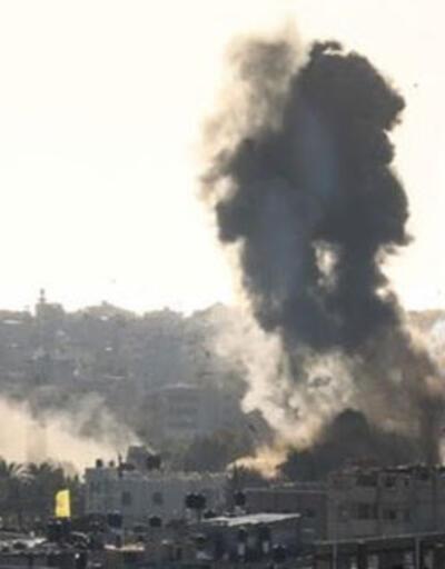 İsrail ordusundan Suriye'nin güneyine hava saldırısı
