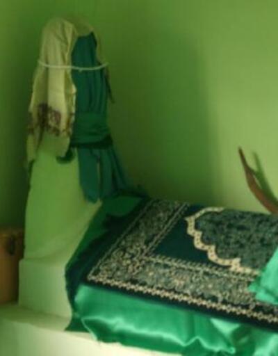 100 yıllık 'Garip Dede' türbesi kaldırıldı, mezar boş çıktı