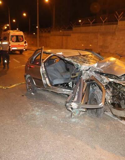 Adana'da feci kaza: Ölüler ve yaralılar var