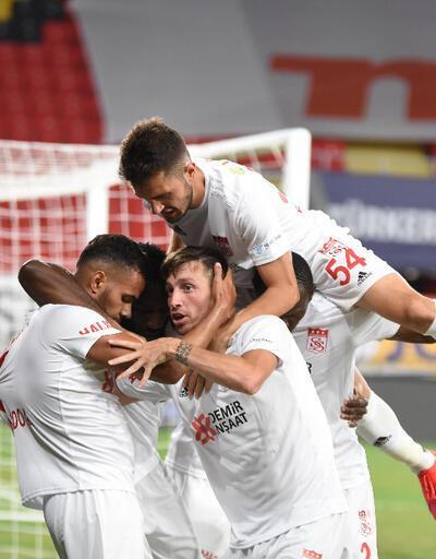 Sivasspor dördüncü sıraya geriledi