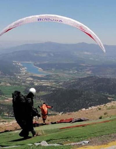 9 saatlik uçuşla Türkiye rekorunu kırdı! Cevizle ödüllendirildi