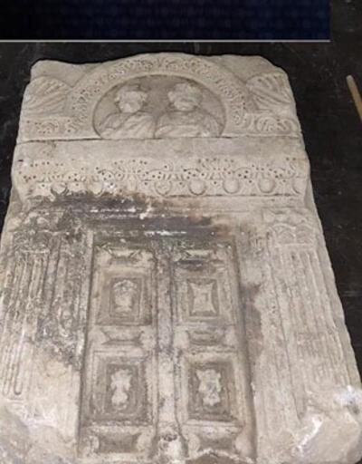 Mezar taşını bile çalmışlar! 5 kişi gözaltına alındı