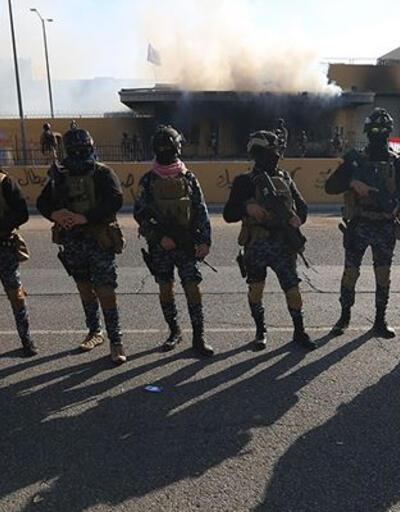 Bağdat'ta ABD üssüne füzeli saldırı iddiası