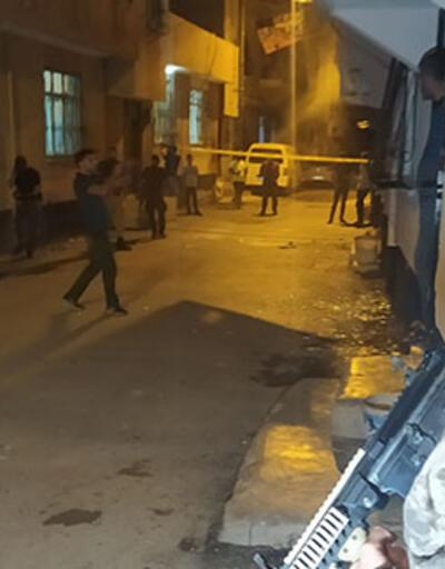 Adana'da EYP'li saldırı! Yoğun güvenlik önlemi alındı | Video