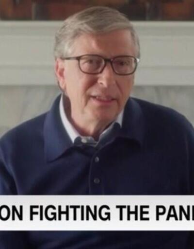 """Bill Gates'ten koronavirüs açıklaması: """"İsraftan başka bir şey değil"""""""