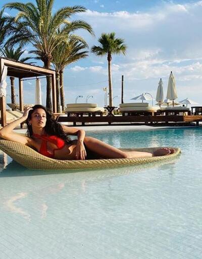 Ayşe Akın Ibiza'yı seçti