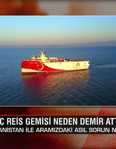 Yunanistan ile asıl sorun ne? Oruç Reis gemisi neden demir attı?Libya'da esas mesele ne? Akıl Çemberi'nde tartışıldı