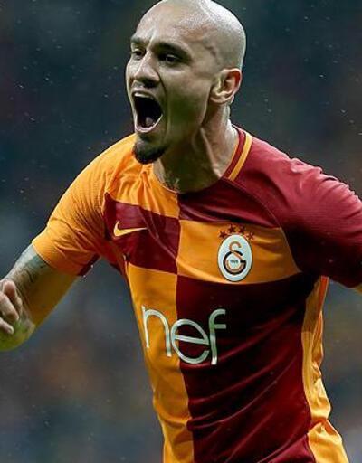 Galatasaray, Maicon'un ayrılığını KAP'a bildirdi