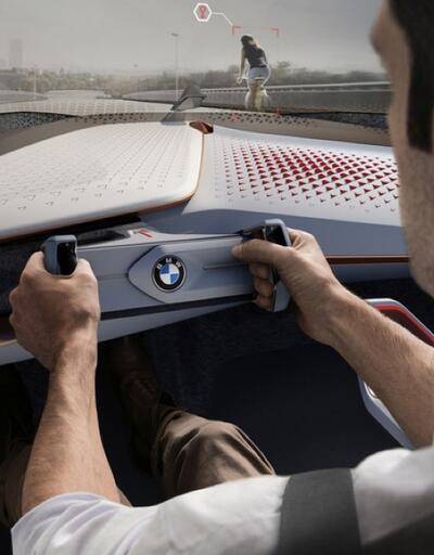 BMW otonom araç konusunda çok ciddi