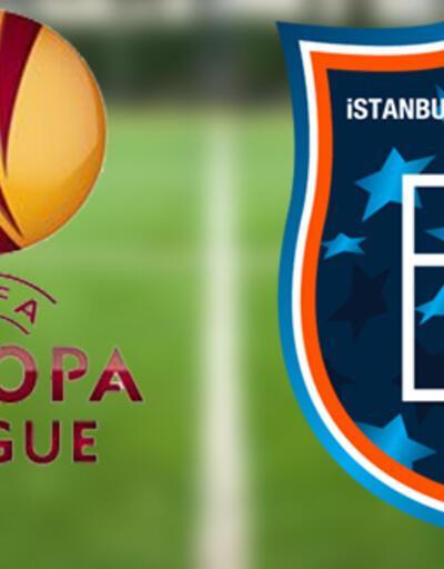 Başakşehir çeyrek final için sahada!